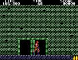 "Danan the Jungle Fighter SEGA Master System ""Which door should I enter?"""