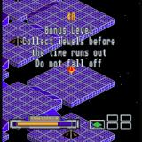 Spindizzy Worlds Sharp X68000 Bonus level
