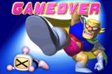 Bomberman Max 2: Blue Advance Game Boy Advance Game Over