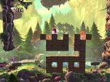 Giana Sisters: Twisted Dreams Windows Punk Giana can dash through blocks
