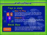 Tap a Jam Windows Instructions screen