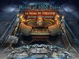 House of 1000 Doors: The Palm of Zoroaster (Collector's Edition) Windows Title and main menu (Spanish)