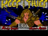 Keef the Thief: A Boy and His Lockpick Amiga Title
