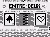 In-Between ZX81 Title screen (French)