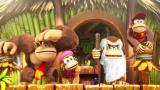 Donkey Kong Country: Tropical Freeze Wii U What's that on the horizon?