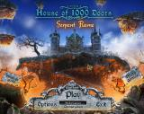 House of 1000 Doors: Serpent Flame Windows Title and main menu