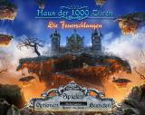 House of 1000 Doors: Serpent Flame Windows Title and main menu (German)