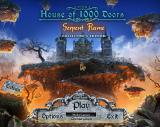 House of 1000 Doors: Serpent Flame (Collector's Edition) Windows Title and main menu