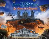 House of 1000 Doors: Serpent Flame (Collector's Edition) Windows Title and main menu (Spanish)