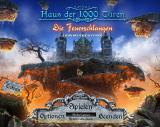 House of 1000 Doors: Serpent Flame (Collector's Edition) Windows Title and main menu (German)