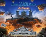 House of 1000 Doors: Serpent Flame (Collector's Edition) Windows Title and main menu (French)
