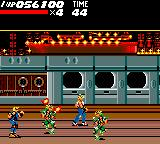 Streets of Rage Game Gear Mad jugglers