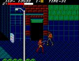 Streets of Rage SEGA Master System Women with whips
