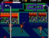 Streets of Rage SEGA Master System A lead pipe