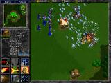 Warcraft II: Battle.net Edition Windows Mages mop up the job with their Blizzard spell