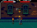 Streets of Rage SEGA Master System The second boss