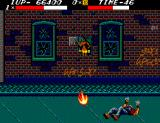 Streets of Rage SEGA Master System and hes down