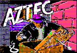 Aztec Apple II Opening Screen