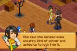 Kingdom Hearts: Chain of Memories Game Boy Advance Yuffie