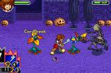 Kingdom Hearts: Chain of Memories Game Boy Advance Dangerous plants