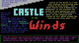 Castle of the Winds Windows 3.x This is how the game appeared in Epic's 1992 catalogue