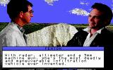 David Wolf: Secret Agent DOS This isn't any ordinary hang glider