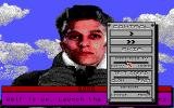 "David Wolf: Secret Agent DOS Using the ""vcr"" interface to adjust game options"