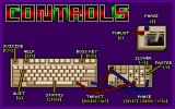 Jetpack Christmas Special DOS The game is keyboard controlled but a joystick could be used as well