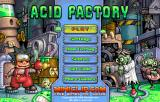 Acid Factory Browser Title screen
