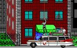Ghostbusters II DOS To the Ecto-1!