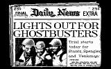 Ghostbusters II DOS Daily news 1