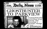 Ghostbusters II DOS Daily news 2