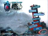 Mystery Trackers: Black Isle (Collector's Edition) Windows Title and main menu