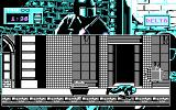 Hostage: Rescue Mission DOS Life lost (CGA)