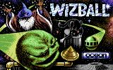 Wizball Commodore 64 Loading screen