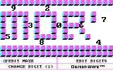 Math Maze PC Booter If 40 mazes weren't enough for ya, you can edit your own...
