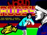 World Rugby ZX Spectrum Loading Screen
