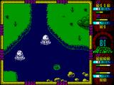 Dizzy: Down the Rapids ZX Spectrum Avoid the creature