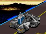 Night Striker Arcade Get into your vehicle
