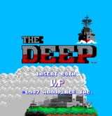 The Deep Arcade Title Screen