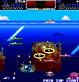 The Deep Arcade More subs to destroy