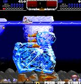 The Deep Arcade Icebergs
