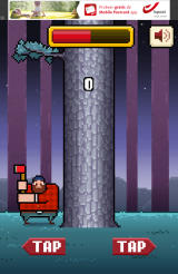 Timberman Android At night
