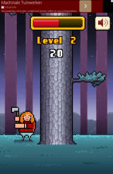 Timberman Android Timbergirl