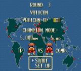 Battle Grand Prix SNES Round 3.