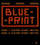 Blueprint Arcade Title Screen