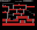 Mine Runner Amiga Digging a large enough hole to swallow every enemy