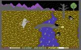 WitchSwitch Commodore 64 Avoid the cat on the broomstick