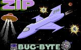 ZIP Commodore 16, Plus/4 Compilation loading screen