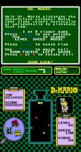 Dr. Mario Arcade Lets get rid of the germs